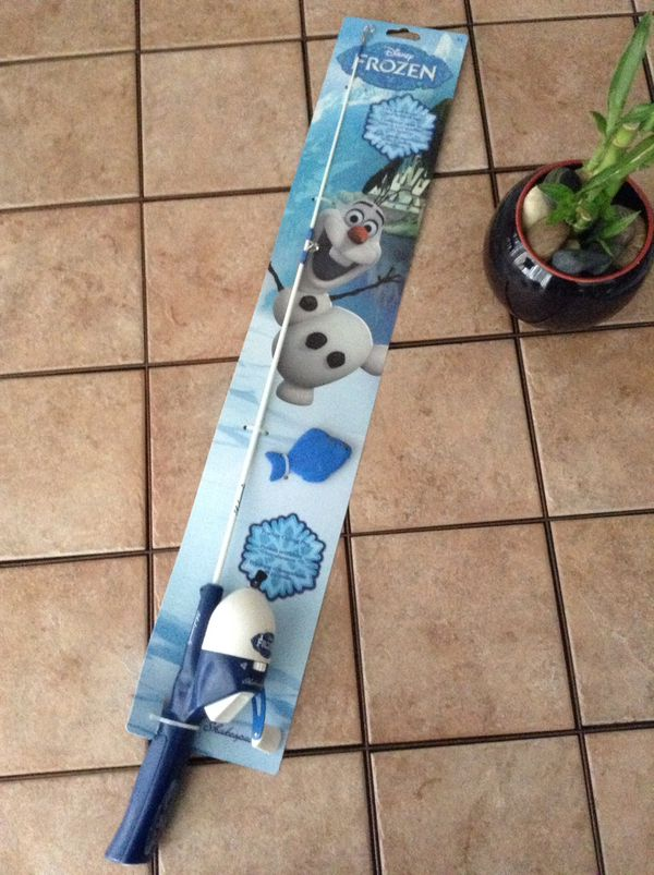 Shakespeare Disney Frozen Fishing Pole