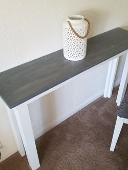 Beautiful handcrafted Custom Sofa Table for Sale in Salem,  OR
