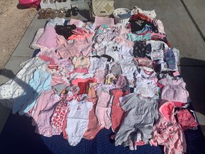 Baby Girl Clothes NB - 9mos for Sale in Henderson, NV