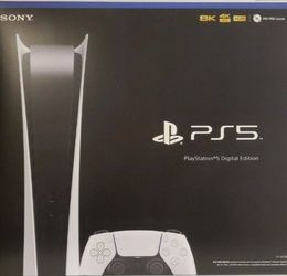 PlayStation 5 Digital Edition for Sale in Baltimore,  MD
