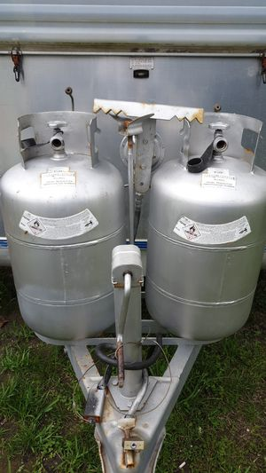 Propane tanks for Airstream, RV and camper for Sale in Fort Lauderdale, FL