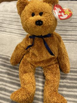 NWT Ty Beanie Babies Fuzz The Bear for Sale in Woodway,  TX