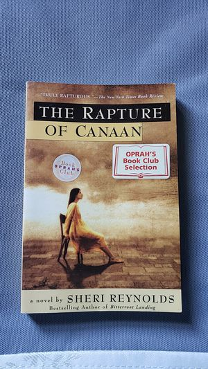 THE RAPTURE OF CANAAN by Sheri Reynolds for Sale in Manchester, CT