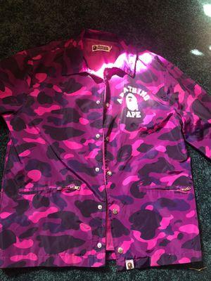 BAPE camo jacket for Sale in Nashville, TN