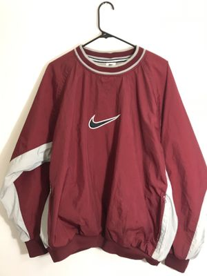VINTAGE 90s NIKE WINDBREAKER - size L - $20 for Sale in Galloway, OH