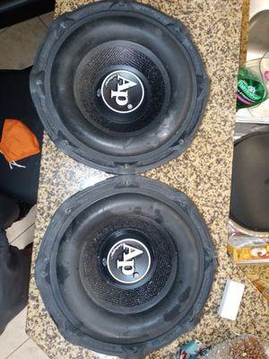 Audiopipe bd1 10's for Sale in Miami, FL