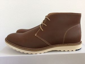 New Aldo Chukka Boots Brown Size 8-12 for Sale in La Habra, CA