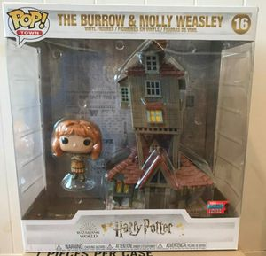 Funko Pop! NYCC 2020 The Burrow with Molly Weasley for Sale in Corona, CA