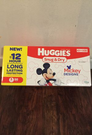 New Huggies size 5, for Sale in Silver Spring, MD