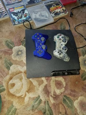 Ps3 bundle for Sale in Fresno, CA