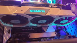 Nvidia RTX 2070 super Gigabyte GeForce Gaming OC 8GB White 3x for Sale in Los Angeles, CA
