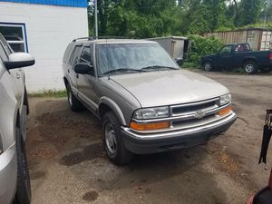 2001 Chevy blazer s10 for Sale in Elkridge, MD