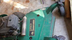 "36""Lesco walk behind commercial mower for Sale in Lawrenceville, GA"