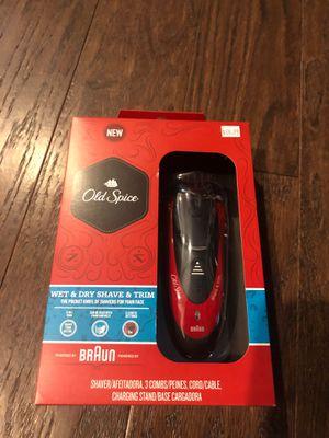 New $30 old spice braun shaver for Sale in Chula Vista, CA