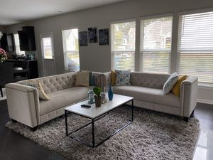 2 Broughtonville sofas for Sale in Lilburn, GA