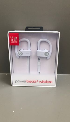 Power beats 3 wireless brand new sealed for Sale in Sanford, FL