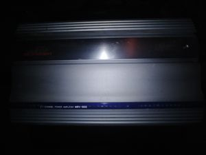 Alpine mrv-1002 classic amplifier for Sale in Nashville, TN