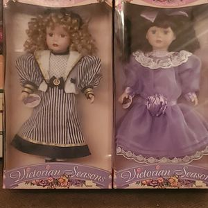 Victorian Seasons Dolls- New In Box!! for Sale in St. Louis, MO