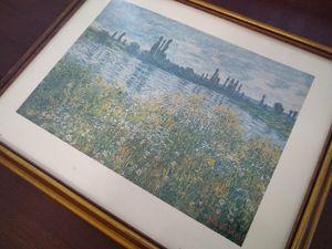 Monet in Frame for Sale in Vista, CA
