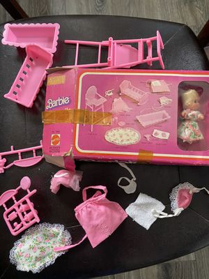 Vintage Barbie babysits for Sale in Lockport, IL