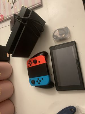 Nintendo switch w/jailbreak tool for Sale in Phillips Ranch, CA