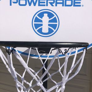 Powerade Basketball Hoop And Stand. for Sale in Rancho Cucamonga, CA
