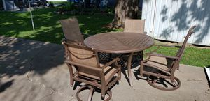 Castelle patio set for Sale in Quincy, IL