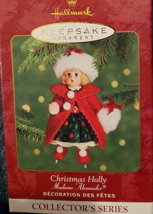 CHRISTMAS HOLLY, HALLMARK KEEPSAKE ORNAMENT for Sale in Port Orchard, WA