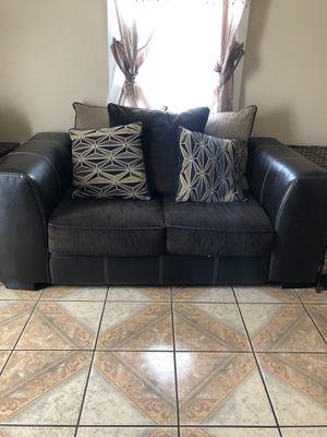 Love seat and sofa for Sale in Wichita, KS