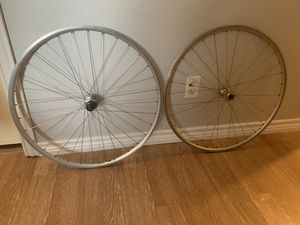 Road bike rims MAVIC CXP11 for Sale in Carrollton, TX