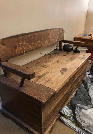Storage bench for Sale in Torrington, CT