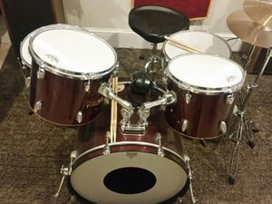 professional drum set for Sale in Burtonsville, MD