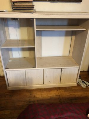 Entertainment/bookshelves for Sale in Springfield, OR