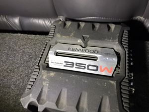 KENWOOD 350WATT 2 CH BRIDGEABLE AMPLIFIER for Sale in Parma, OH