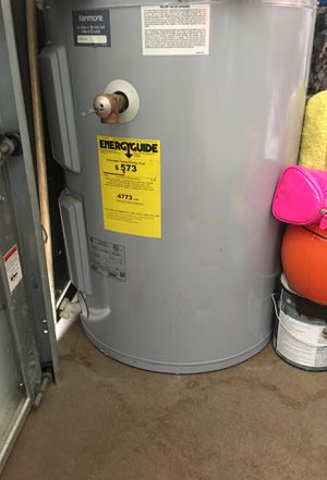 Electric water heater for Sale in Santa Maria, CA