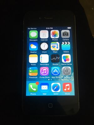iPhone 4S unlocked for Sale in Indianapolis, IN
