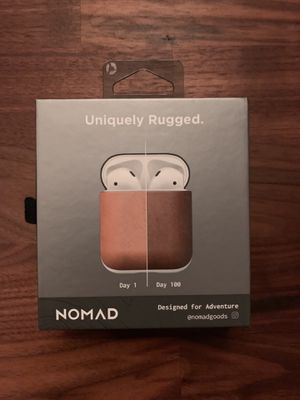 Nomad leather AirPods case for Sale in Mount Vista, WA