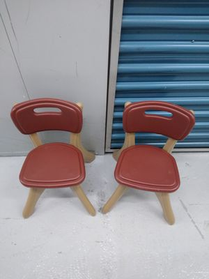 Kids chairs 10 for Sale in Germantown, MD