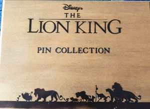 Lion King Pin Collection——Vintage for Sale in Las Vegas, NV