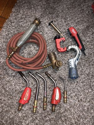 Plumbing tools for sale hit me up for prize for Sale in College Park, MD