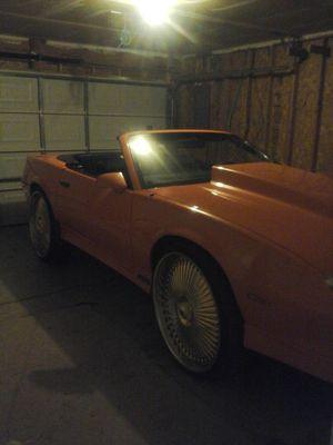 88 Camaro for Sale in Lawrence, IN