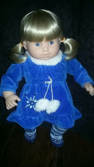 American Girl Bitty Twin Girl Doll In Outfit for Sale in Costa Mesa, CA