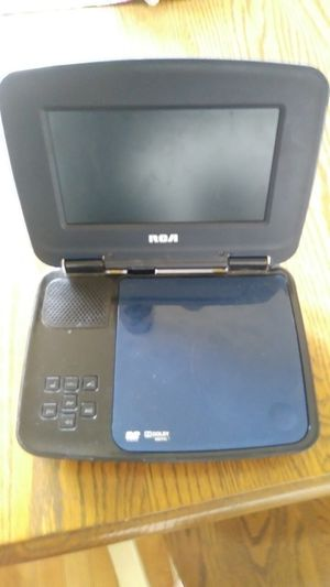 RCA Portable DVD Player With 17 DVDs for Sale in Livonia, MI