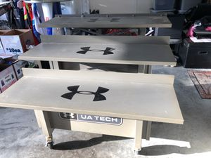 Under Armour display rack for Sale in Plant City, FL