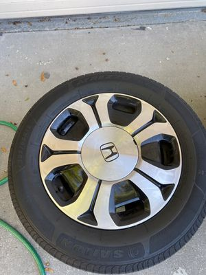 Rims's for Honda or five logs for Sale in Orlando, FL