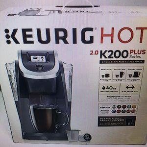 Keurig k200 plus coffee maker for Sale in Westminster, CA