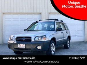 2003 Subaru Forester for Sale in Bellevue, WA