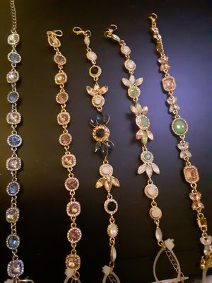 Charming Charlie Stone Bracelets for Sale in Cypress, TX