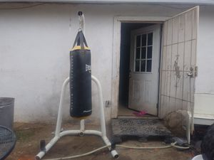 Punching bag and stand for Sale in Sacramento, CA