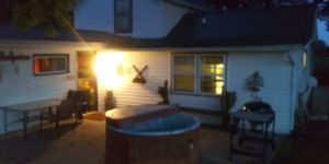 Everything works the lightweight hot tub chemicals include for Sale in Stoughton, WI